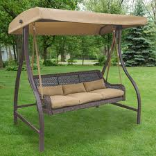 Courtyard Creations Patio Furniture Replacement Cushions by Menards Replacement Swing Canopy Garden Winds