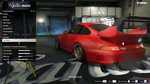rauh welt porsche 993 1995 porsche 911 gt2 993 rauh welt begriff rwb gta5 mods com