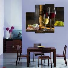 Brilliant Paintings For Dining Room Walls Granado Home Design - Dining room paintings