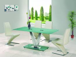 Glass Dining Table 4 Chairs Best Square Glass Dining Table And 4 Chairs U2013 House Photos