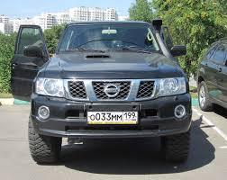 nissan patrol safari 2016 шноркель u2014 nissan patrol y61
