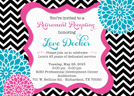 retirement party invitation wording theruntime com