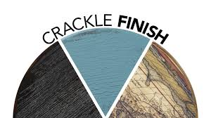 crackle paint finish youtube