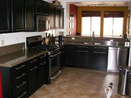 Traditional Style Kitchen Cabinets by White Shaker Panel Cabinets Dark Grey Island Marble Backsplash