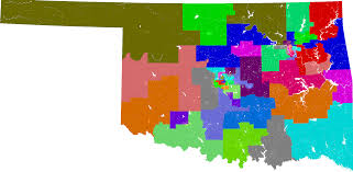 Oklahoma State Map Fileohio State House Districts Party Colors 20112013svg