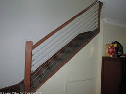 Stainless Steel Handrails Brisbane Stainless Steel Wire Balustrade Nerang Gold Coast
