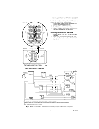honeywell t8411r thermostat wiring diagram honeywell thermostat