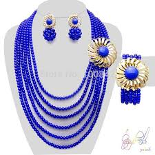 beaded jewelry design necklace images Free shipping indian beads jewellery designs costume jewelry set jpg