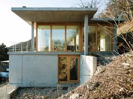 House On Slope Gallery Of House On A Slope Gian Salis Architect 8