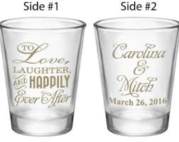 wedding favor glasses wedding favors glasses mr mrs new 2017 by factory21