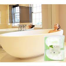 Hotels With Large Bathtubs Amazon Com Tfy Ultra Large Disposable Film Bathtub Lining Bags