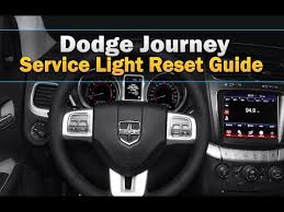 how to reset check engine light on dodge ram 1500 easy service light reset dodge journey youtube