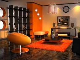 orange livingroom living room black orange we must protect this house
