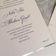 wedding invitations nyc 8 best beveled wedding invitations images on bridal
