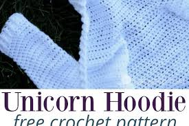 crochet hoodie archives heart hook home