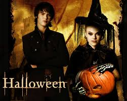 the background of halloween halloween pictures free wallpaper