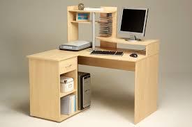 bureau ordinateur d angle bureau d angle informatique bureau bois metal lepolyglotte