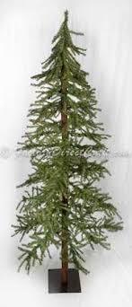 primitive christmas tree 7 foot alpine tree country christmas tree trees and