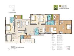 g corp the icon bengalure floor plan