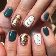 figuras geometricas uñas manicure con estilo geométrico manicure makeup and pedi