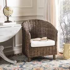 Rattan Accent Chair Accent Chairs Rattan Furniture Store For Less Overstock Com