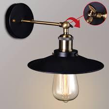 Edison Wall Sconce Retro Loft Edison Wall Lamp Bedroom Louis Poulsen Wall Lights For