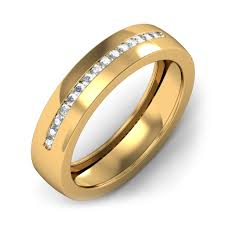 Workout Wedding Rings by Jewelry Rings Wedding Rings Men Rubber Golden For White Gold Blue