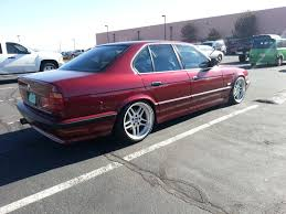 stanced bmw m5 stanced flushed e34 u0027s pictures thread archive page 2
