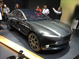 concept aston martin aston martin dbx electric concept shown at geneva motor show