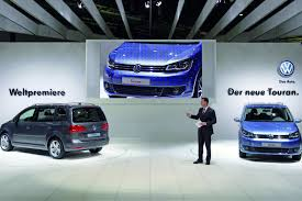 2011 volkswagen touran 7 seater mpv receives second mid life facelift