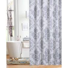 Fancy Shower Curtains Coffee Tables Double Swag Shower Curtain Attached Valance Luxury