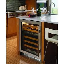 under cabinet wine cooler wine fridge as a wine cellar great option for tight spaces