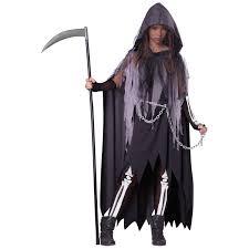 buy tween miss grim reaper costume