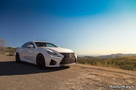 lexus rcf blue the powerhouse lexus rc f sports coupe review rallyways