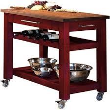Kitchen Mobile Islands Modern Kitchen Islands Carts Allmodern