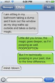 Funny Text Messages Jokes Memes - text messages mind blown