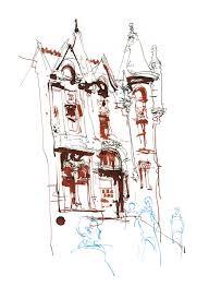 doodlewash guest artist urban sketching with marc taro holmes