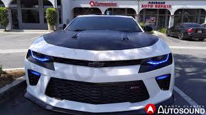 camaro zl1 colors santa clarita auto sound color changing led lights on 2016 chevy