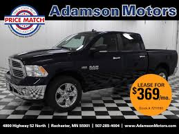 lease deals on dodge ram 1500 vehicle specials in rochester mn