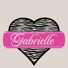 wall stickers custom made color the walls of your house wall stickers custom made made personalized zebra print heart custom name vinyl wall decal