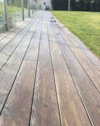 terrasse en bois suspendue création d u0027une terrasse en bois suspendue afin de créer un