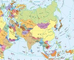 asia political map maps asia political map diercke international atlas