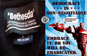 Liberty Prime Meme - liberty prime is not amused by ryan brooks 75641297 meme center