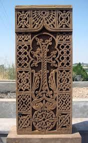 armenian crosses armenian cross stones khach qar and their similarities with