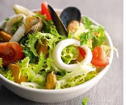 astuce de chef cuisine astuce du chef cyril lignac salade de la mer