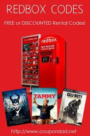 2 free redbox dvd rentals one game rental or one blu ray rental