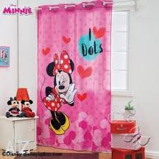 Red Mickey Mouse Curtains Disneys Mickey Mouse Window Drape