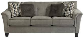 Memory Foam Sofa Sleeper Signature Design By Ashley Denham Mercury Contemporary Queen