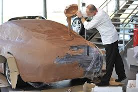porsche life size could you eat a life size chocolate car chocolate cars