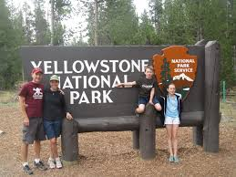 national parks experiential passage